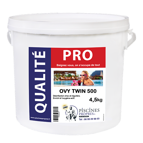 OVY TWIN 500G - 4,5KG
